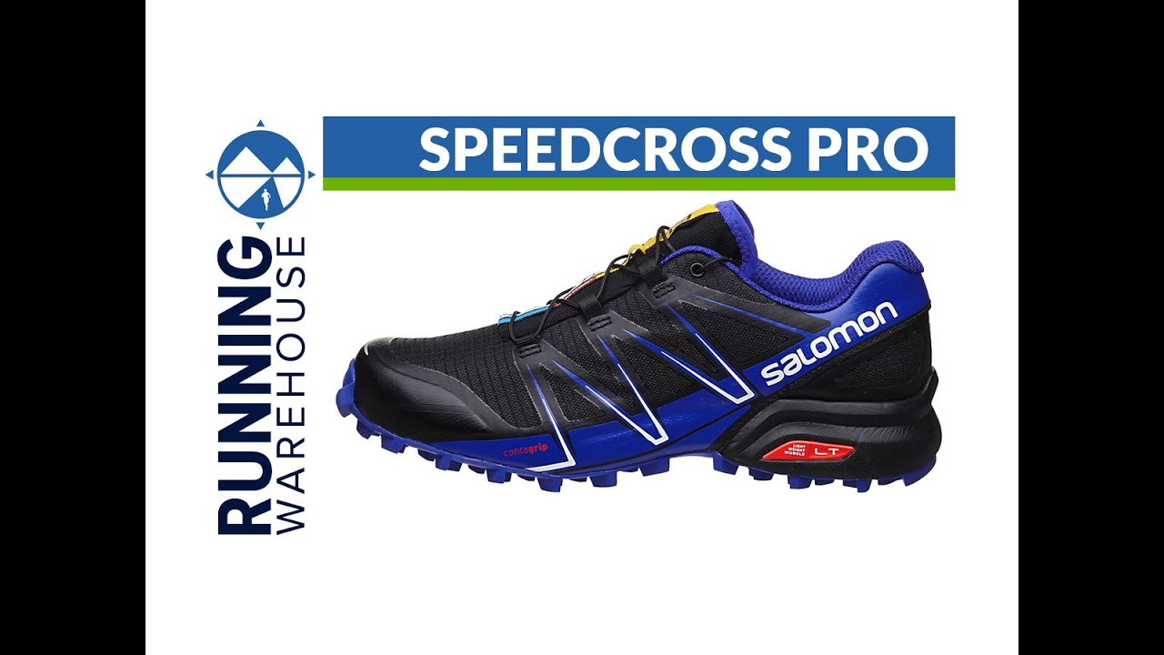 Salomon SpeedCross Vario 2 Preview YouTube