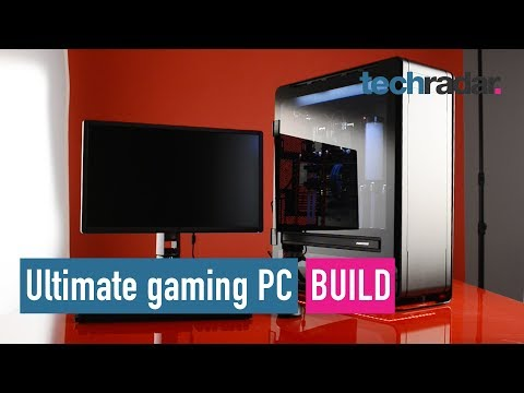 Building the ultimate $18,000 gaming PC