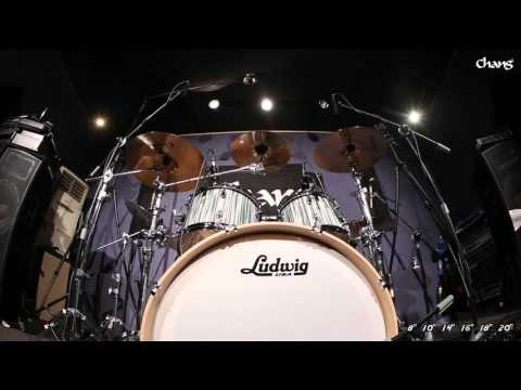 Chang Cymbals B8 Material---DB8 series video text,the best popular B8 series