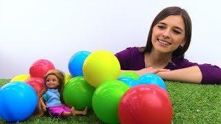 ToyClub шоу - Маша и кукла Барби ищут Челси