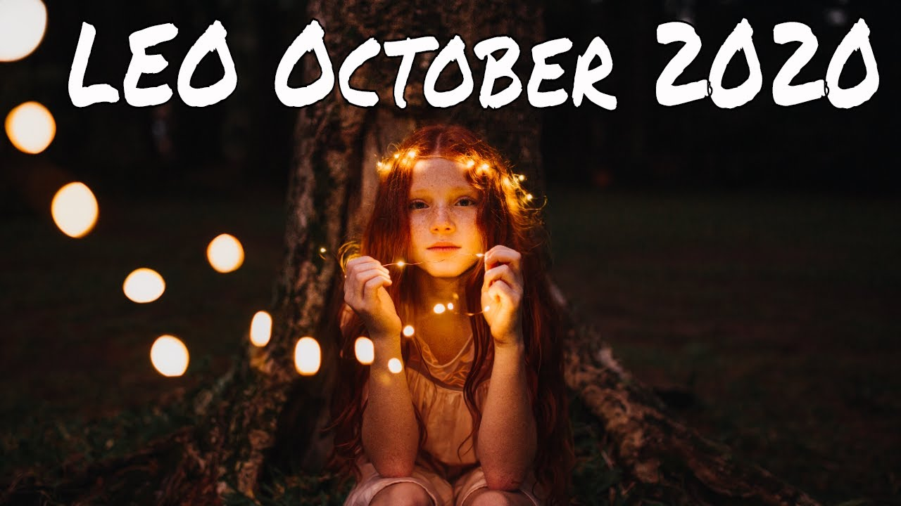 Leo october 2020 ~ Spirit was Very Active in Here, Truly Supernatural ~ Psychic Tarot Reading