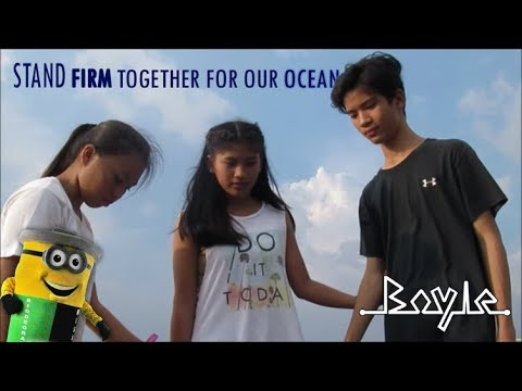 Stand Firm Together for Our Ocean   LPENHS Campaign