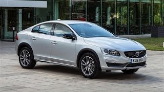 Volvo S60 Cross Country 2015 Car Review