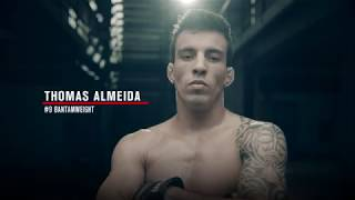 Fight Night Long Island: Thomas Almeida - Focused on Victory