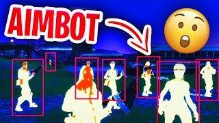 AIMBOT HACKER É BANIDO DE SEXTA-FEIRA FORNITE! -Fortnite Battle Royale WTF e momentos engraçados