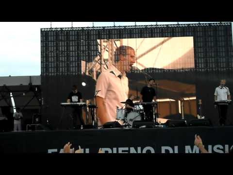 Goose - Bring It On (live In Electrovenice Festival 2011)