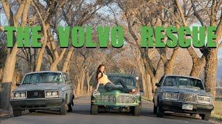 The Volvo Rescue Episode 11 1967 122s Amazon Wagon SANDBLASTING