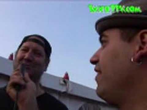 Efrem Death By Stereo + Lagwagon + ...