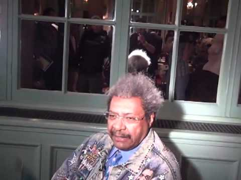 Vintage Don King says Muhamad Ali is the greatest