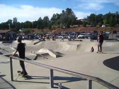 SK8PARKATLAS - Placerville California Skatepark