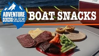 Top 5 Boat Snacks