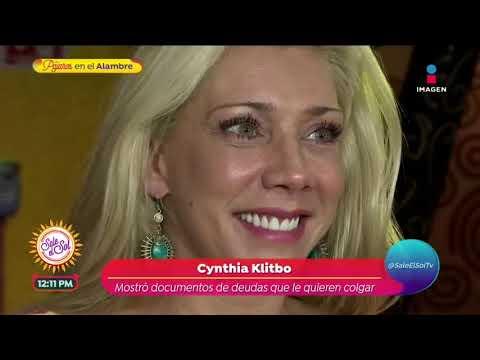 Cynthia Klitbo muestra pruebas del acoso de Jesús Ochoa | Sale el Sol