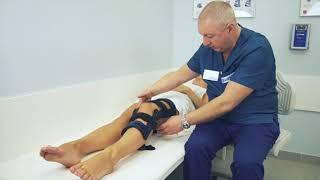 Как проходит реабилитация после разрыва коленных связок