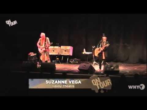 Suzanne Vega ontour