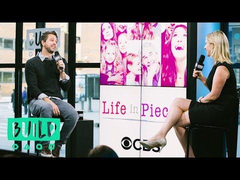 "Thomas Sadoski Discusses His CBS Show, ""Life In Pieces"""