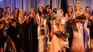 Amanda Petri crowned Miss Danmark 2017