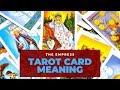 Frame from The Empress - Tarot Card Meaning - Tarot Reader Ms. Sangeeta Gupta - Healing Temples