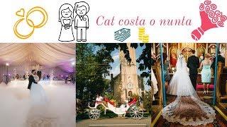 #1.Cat costa o nunta Primul meu video_Wedding costsMy first video