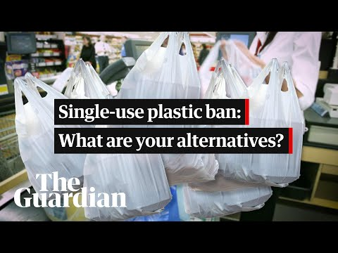 Supermarket ban sees '80% drop' in plastic bag consumption nationwide