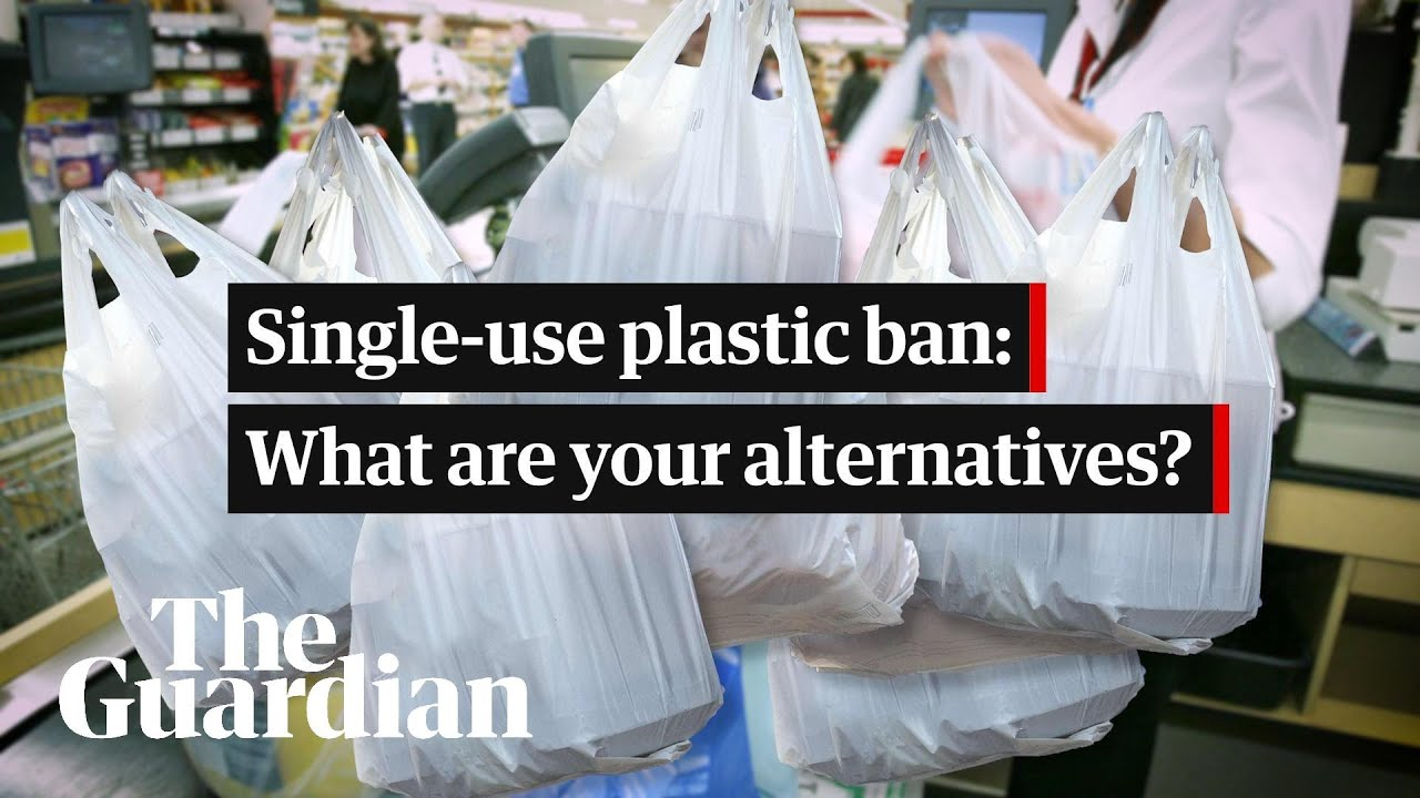 Plastic bag ban: What are the alternatives? – video