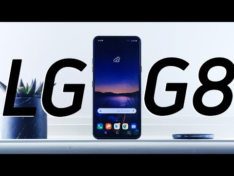 LG G8 ThinQ is here: Specs, release date, price, and more!