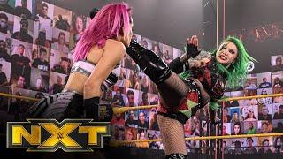Kai & Gonzalez vs. Blackheart & Moon – NXT Women's Tag Team Championship: WWE NXT, March 10, 2021