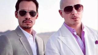 Pitbull feat. Marc Anthony - Rain Over Me (Adson Remix)
