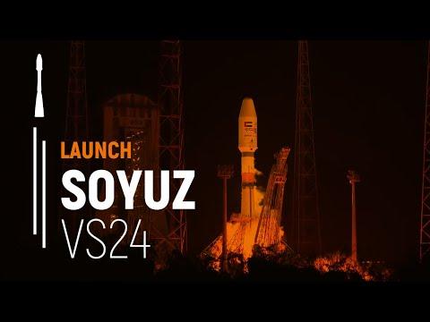 Arianespace Flight VS24 / FalconEye (EN)