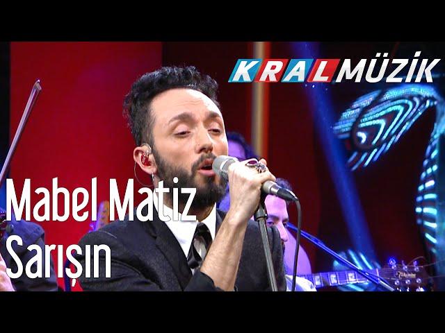 Kral POP Akustik - Mabel Matiz - Sarışın