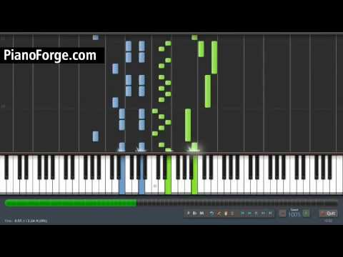 Yann Tiersen La Valse d 'Amelie Piano Sheet Tutorial - pianoforge.com