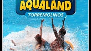 Aqualand Torremolinos Waterpark 2015