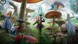 OST: Алиса в стране чудес/Alice in Wonderland