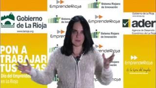 2016 11 17 Dia Emprendedor Entrevista Cristina Quintero