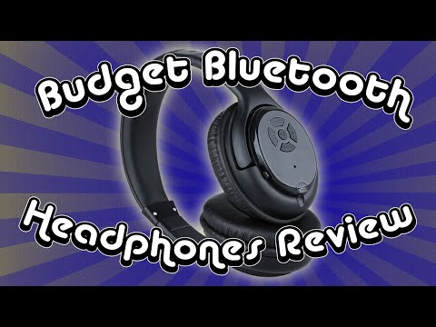 Excelvan YS BT-5800 $11 Bluetooth Headphones Review & Unboxing