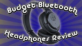 Excelvan YS BT-5800 $11 Bluetooth Headphones Review & Unboxing