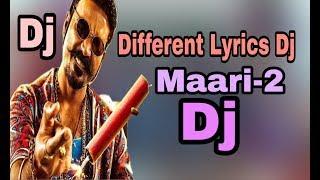 Maari-2 New South Dj l Tamil New movie DJ l Hindi Latest DJ Song l Tamil New Dj Song
