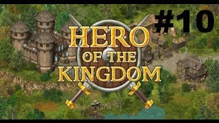 HERO OF THE KINGDOM #10 | A jugar!