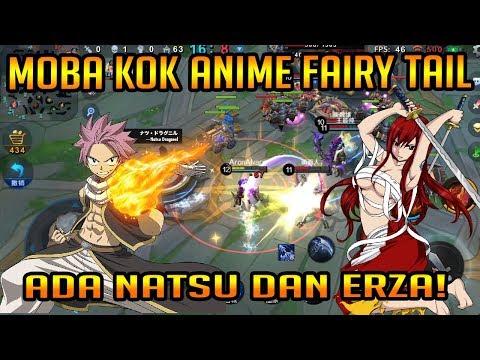 MOBA Kok Anime Fairy Tail - Xiaomi Legend (Android/iOS)