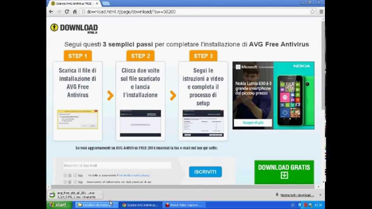 avast antivirus gratis per sempre