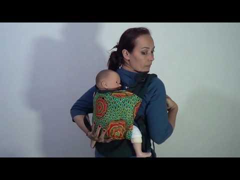 Uso de Mochila Ergonómica Para Transporte de Bebés