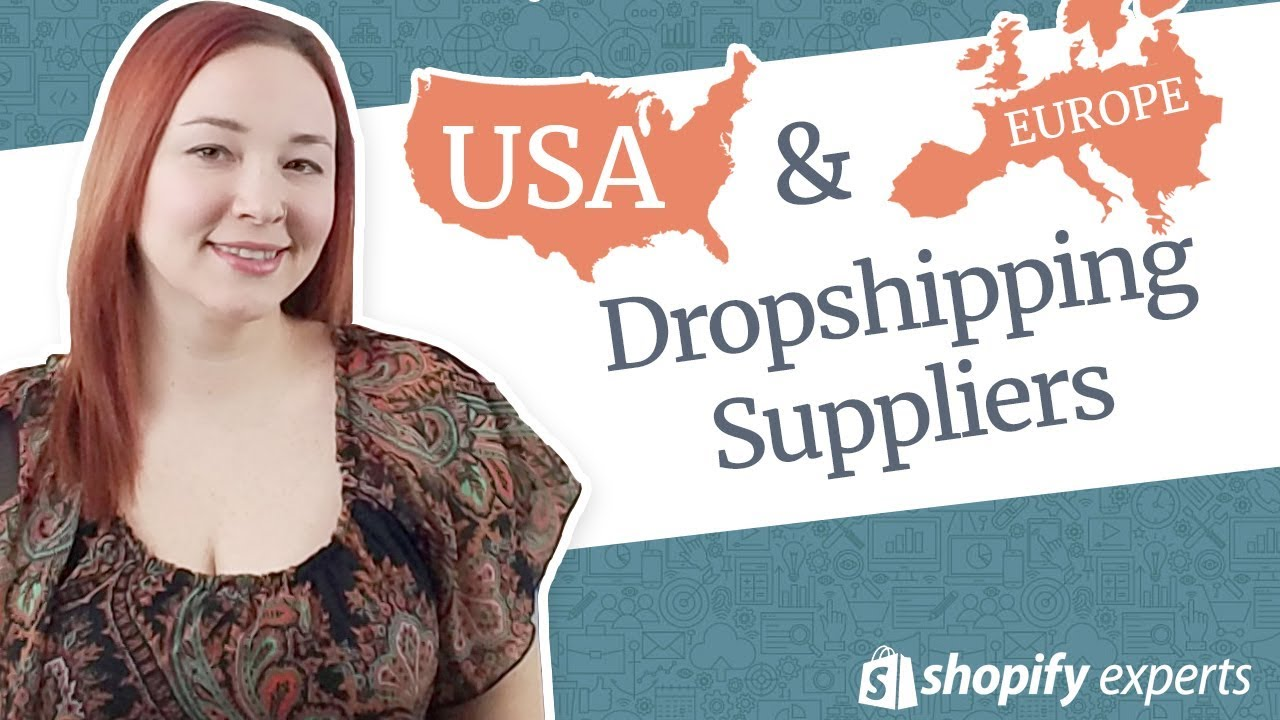 US Dropshipping Suppliers for Shopify