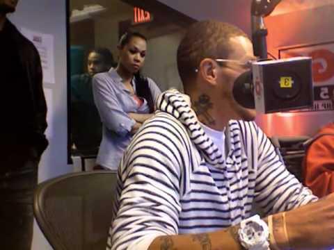 NBA Guard Delonte West Interviews on Big Tigger Morning Show