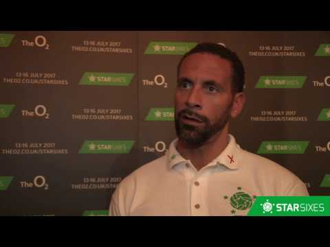 """Rio Ferdinand: """"England will be competitive at Star Sixes"""""""