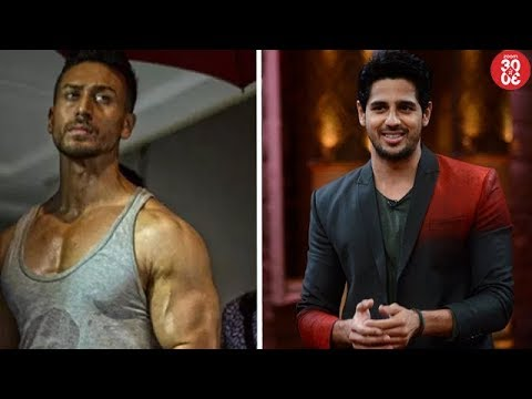 'Baaghi 3' Announced Before Baaghi 2's Release | Sidharth On 'Aiyaary' Vs 'Black Panther' Clash