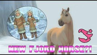 *SPOILER* NOWE FJORDY! FINALNE MODELE? || NEW FJORD HORSE FINAL MODELS?
