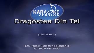 Haiducii - Dragostea Din Tei (Karaoke Version)