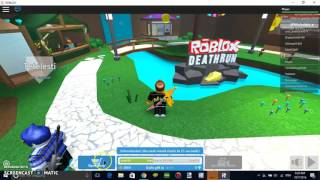 Roblox Adventures - ROBLOX Deatrun new - Being the killer