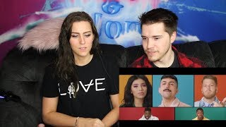[OFFICIAL VIDEO] Attention - Pentatonix||REACTION