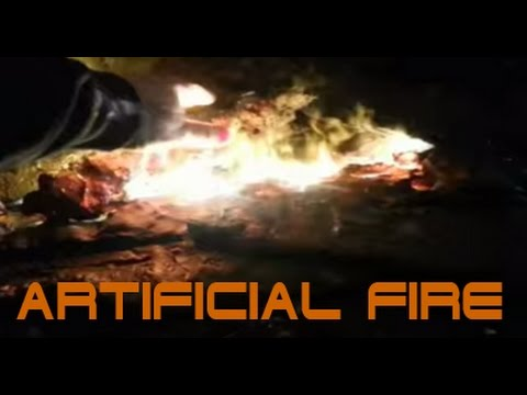 Artificial Fire Explained