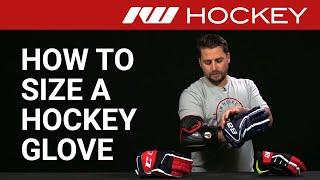 How to Size a Ho¢key Glove